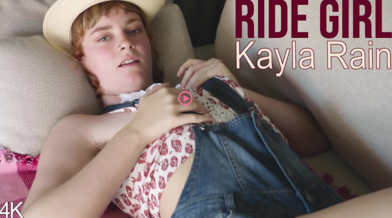 GirlsOutWest Kayla Rain Ride Girl